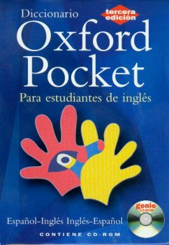 DICCIONARIO POCKET INGLES