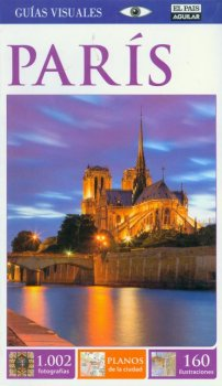 PARIS GUIAS VISUALES 2014
