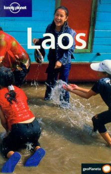 LAOS. LONELY PLANET