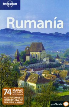 RUMANIA. LONELY PLANET