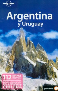 ARGENTINA Y URUGUAY. LONELY PLANET