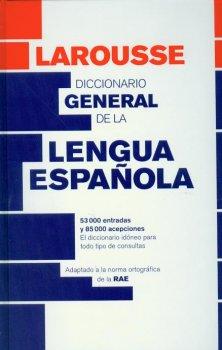 DICCIONARIO GENERAL DE LA LENGUA ESPA?OLA