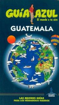 GUATEMALA GUIA AZUL