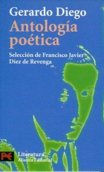 ANTOLOGIA POETICA G. DIEGO   LB5100