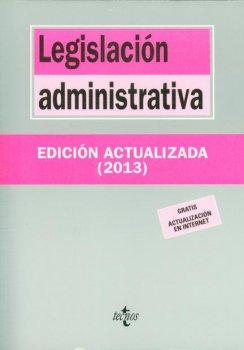 LEGISLACION ADMINISTRATIVA 2013