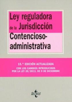 LEY REGULADORA DE LA JURISDICCION CONTENCIOSO