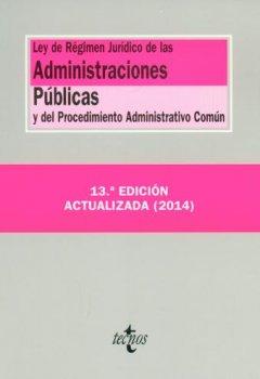 LEY DE REGIMEN JURIDICO ADM. PUBLICAS