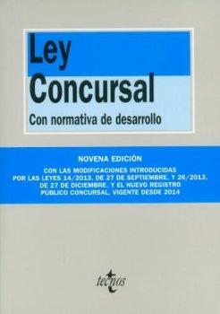 LEY CONCURSAL 2014