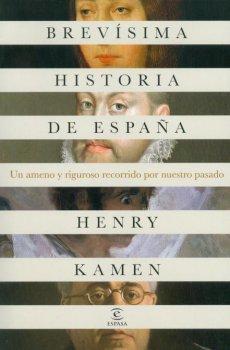 BREVISIMA HISTORIA DE ESPA?A