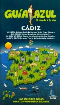 CADIZ. GUIA AZUL