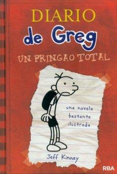 DIARIO DE GREG. UN PRINGAO TOTAL